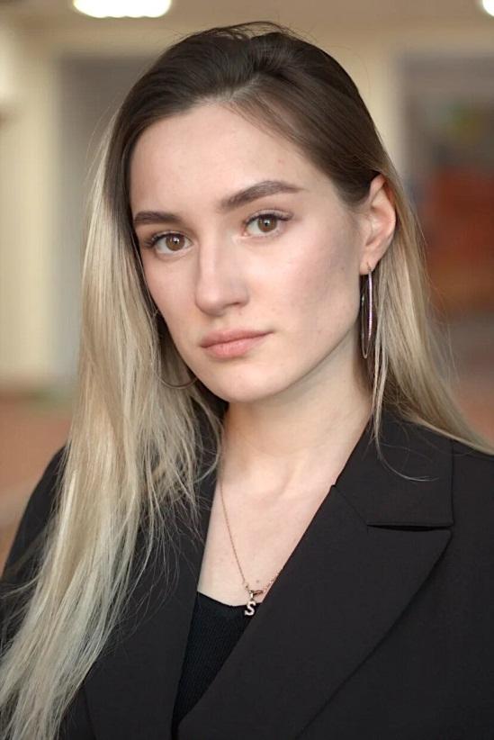 Захарова Софья